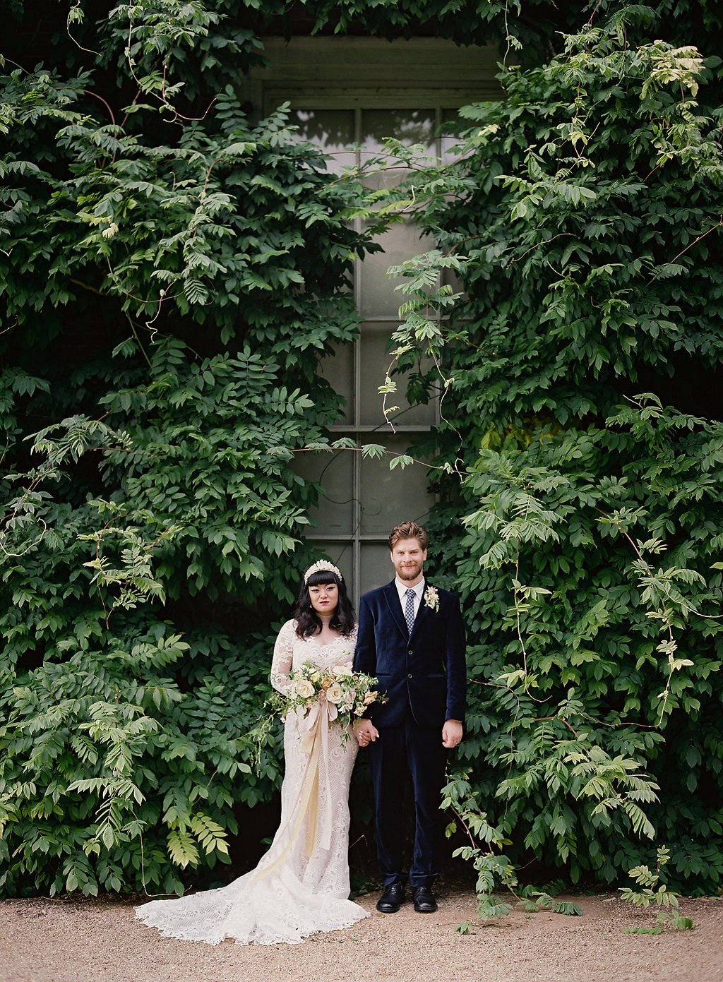 Audrey and Zak's Chinese, English Fusion Wedding