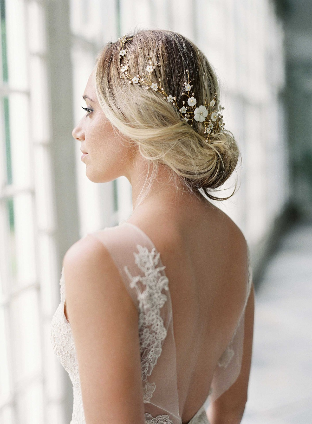 Wedding Gowns for the Fine Art Bride