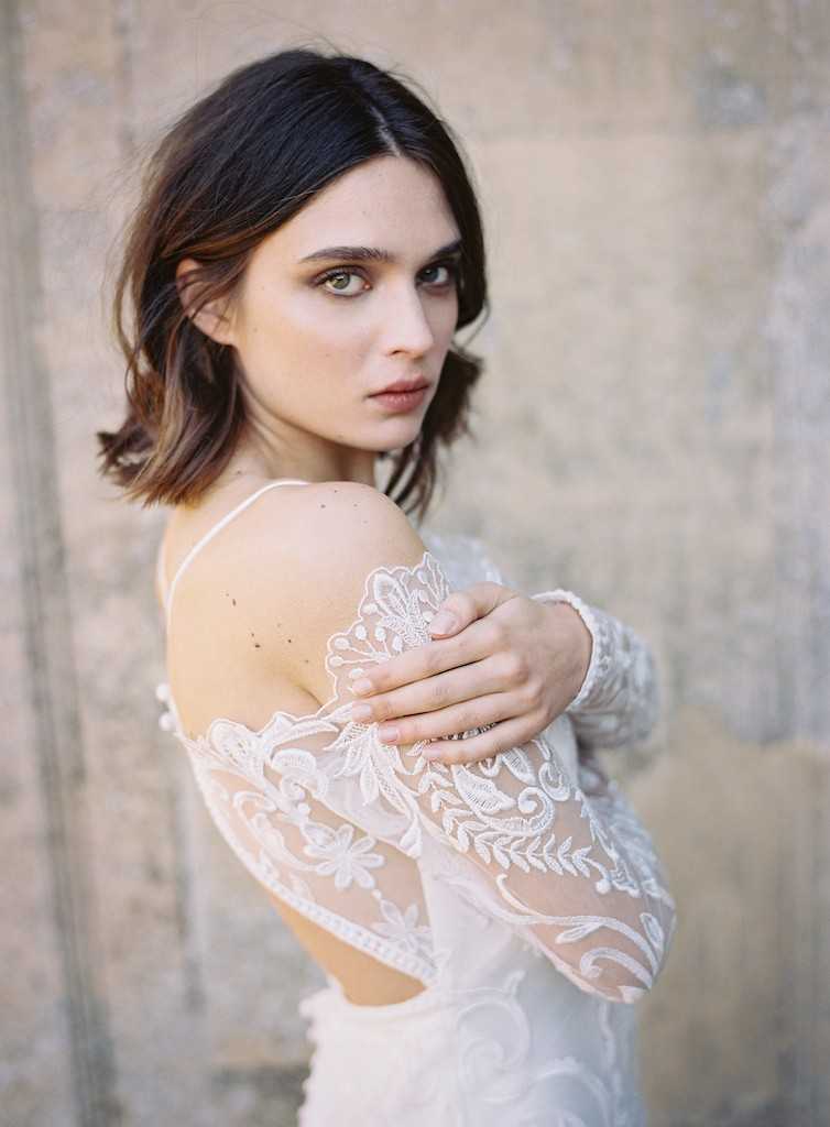 Exclusive - Cherry Williams Wedding Dresses 2018 Collection