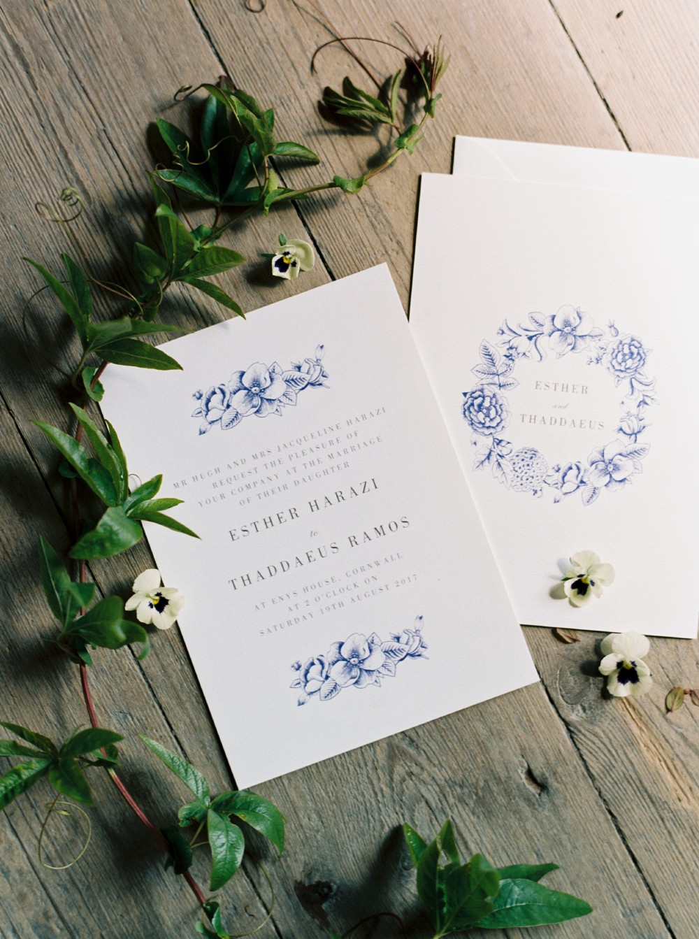 Taylor and Porter - Esther and Thadaeus wildly organic and spiritual wedding - Wedding Sparrow