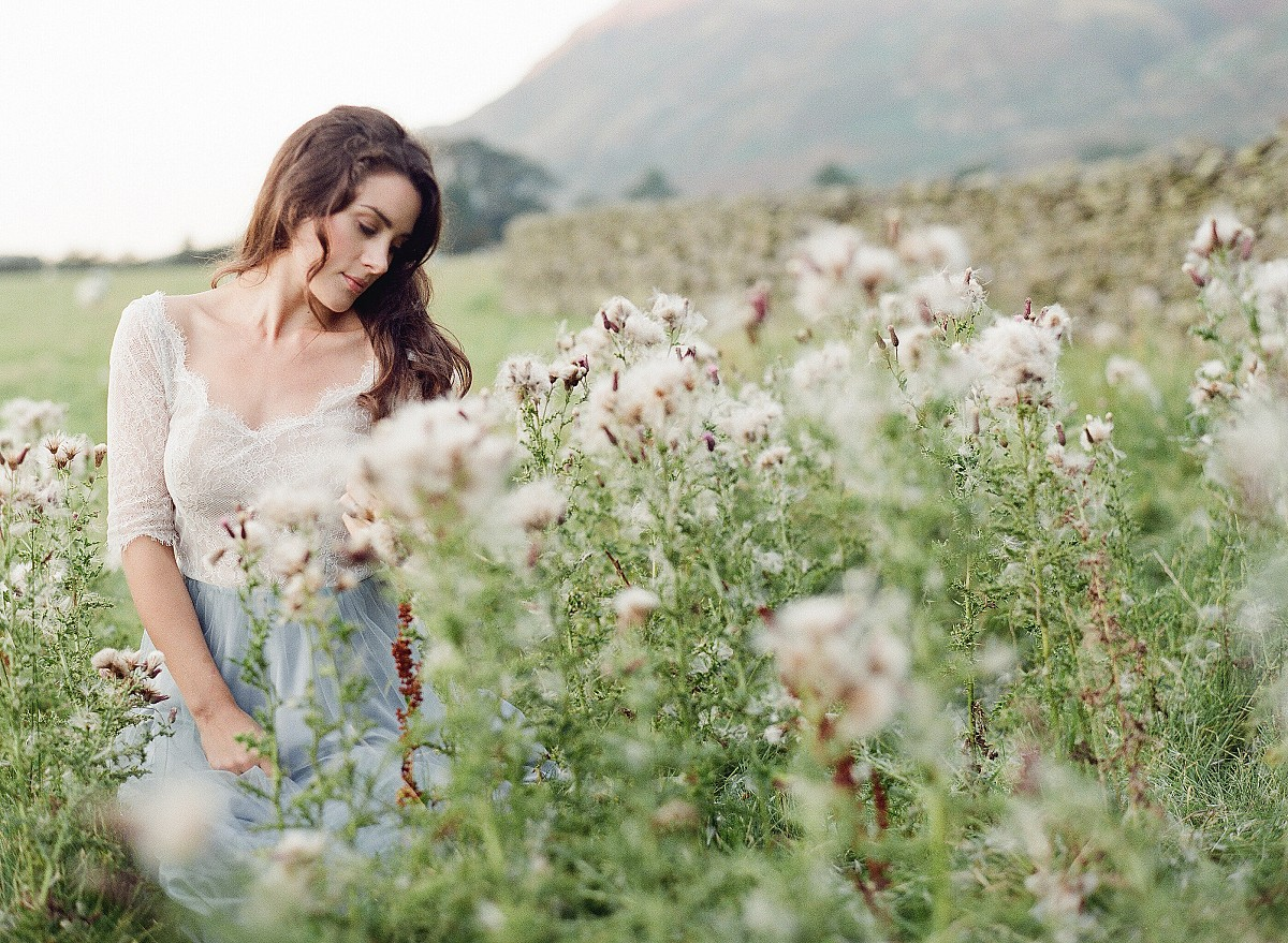 The Maid of Buttermere - Fable Inspired Bridal Story | Taylor & Porter | Wedding Sparrow