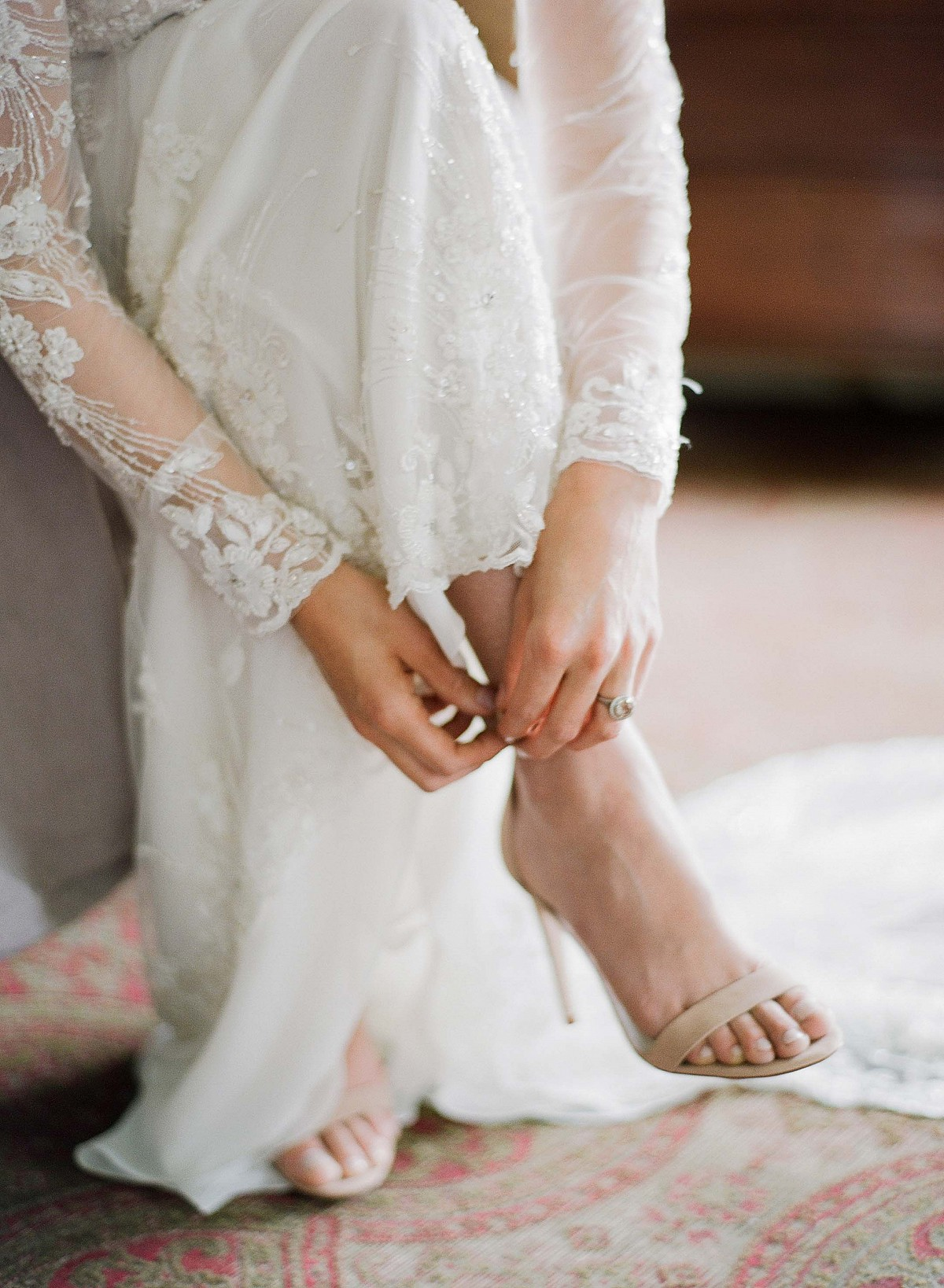 Intentionally finding Moments of Calm on your Wedding Day