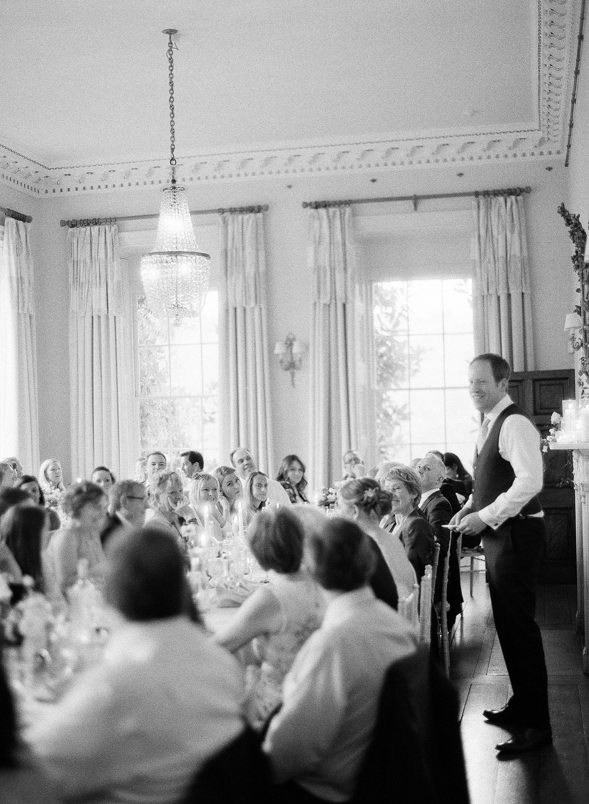 Abi and Chris' Intentional, Minimal Devon Wedding
