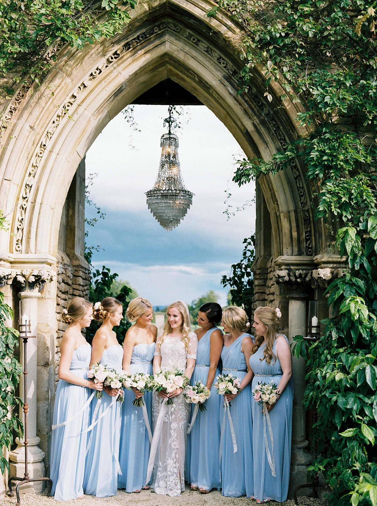 Kat and Tom's Elegant and Sentimental Wedding in the Cotswolds