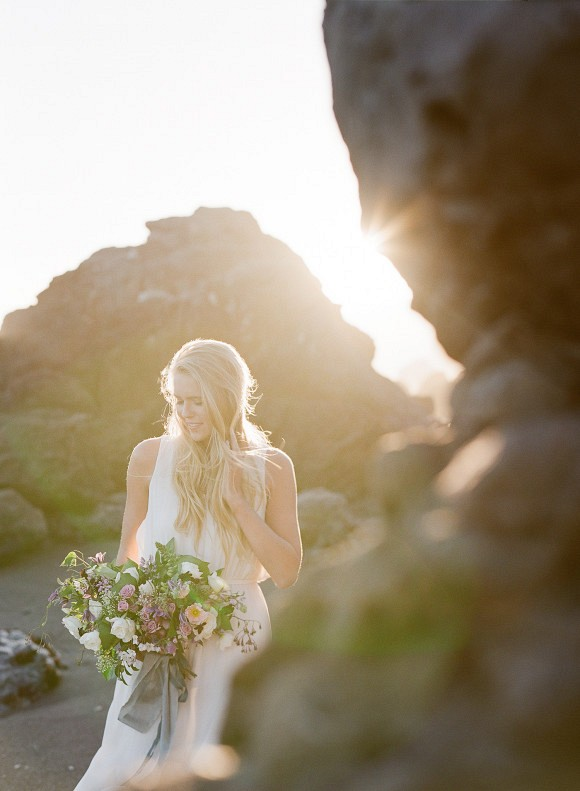Ethereal Coastal Bride and Groom Ideas by Taylor & Porter on Wedding Sparrow