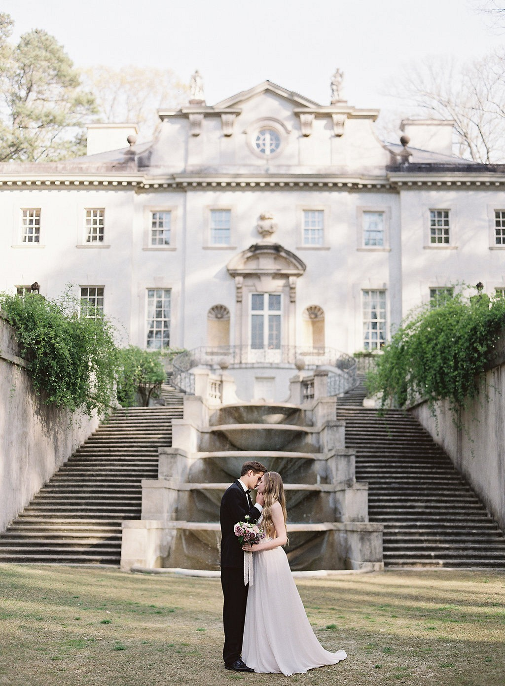 Swan House - Atlanta wedding venue