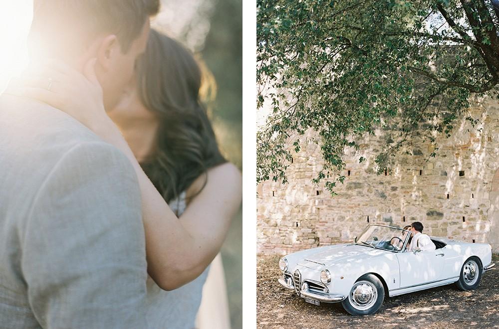 Taylor and Porter destination Tuscany wedding
