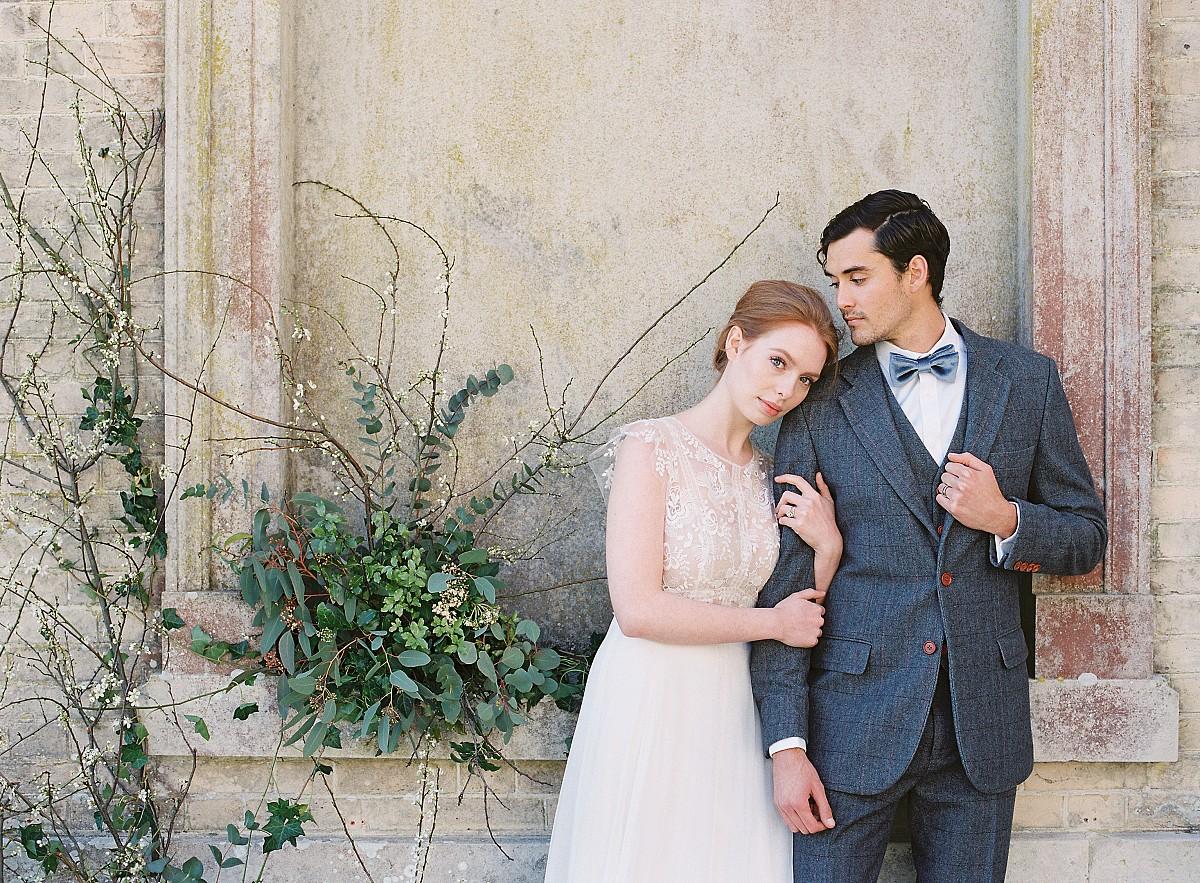 Heirloom English Vintage Wedding Inspiration