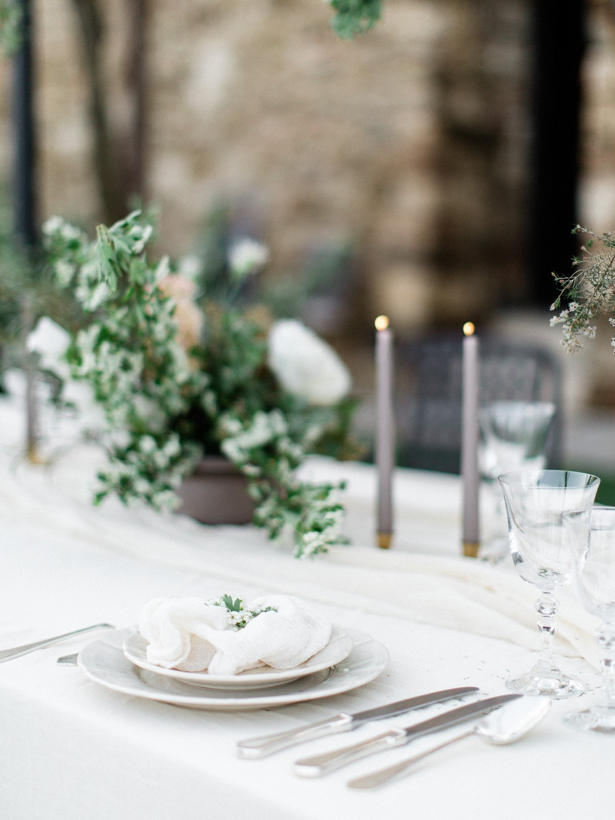 Refreshing Tuscan Elopement and Honeymoon Inspiration