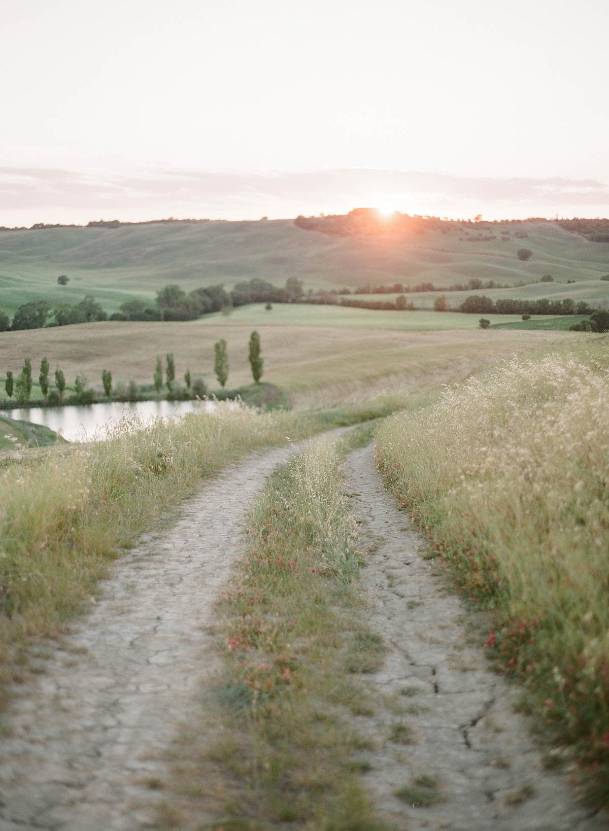 Tuscany in the Summer: Superbly Romantic Honeymoon Spot