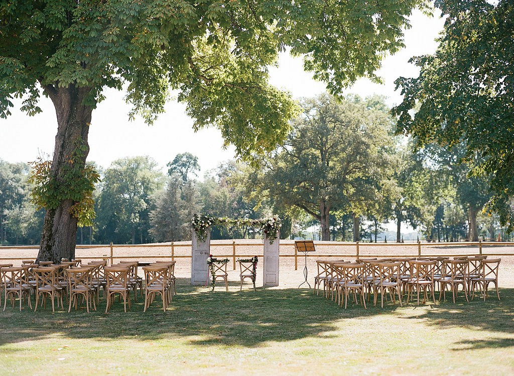 Jessica and Vanya's Elegant Outdoor Destination Wedding