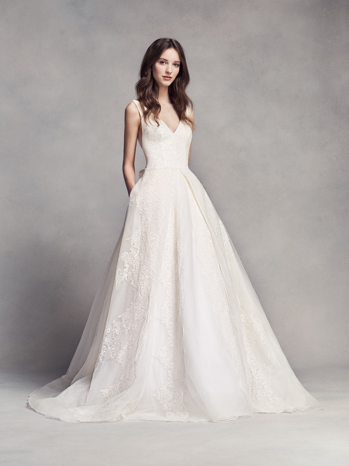 Fall 16 Wedding Dresses with David\'s Bridal