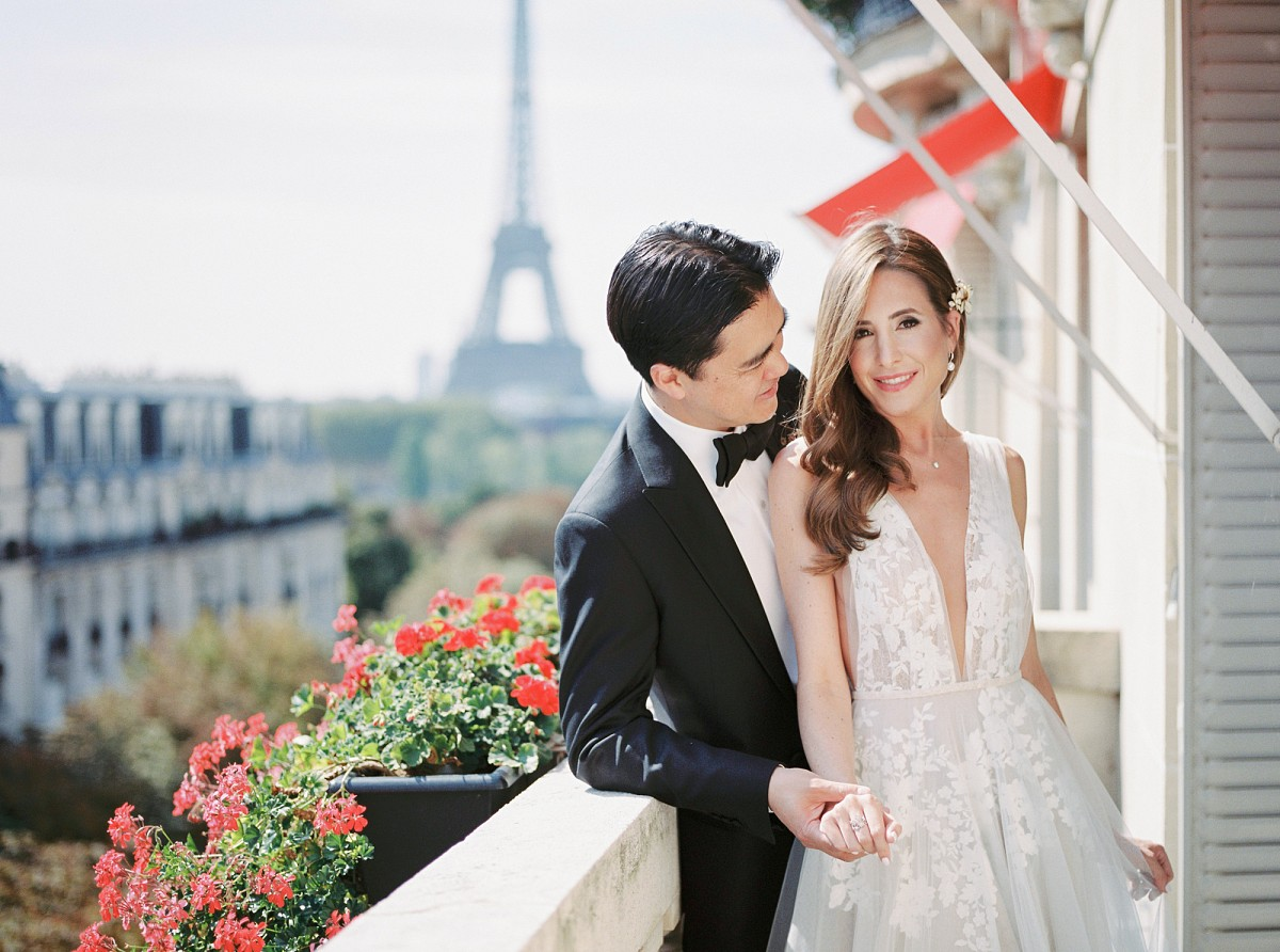 Eloping in Paris - Always a Good Idea