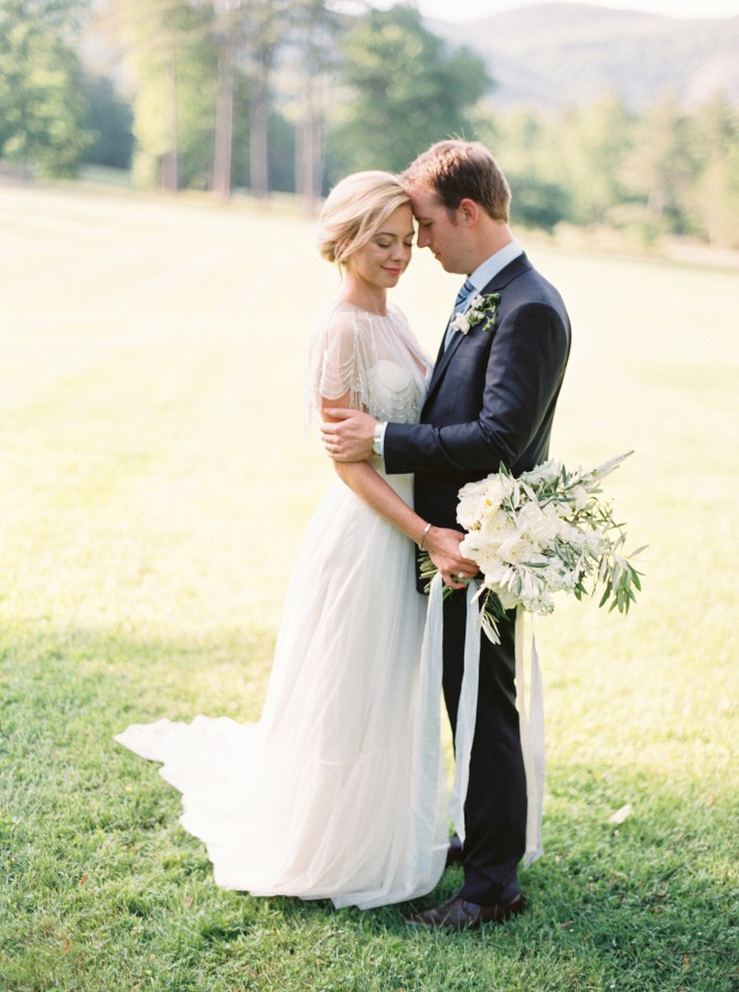 Jennifer and Russel's Southern Plantation Wedding