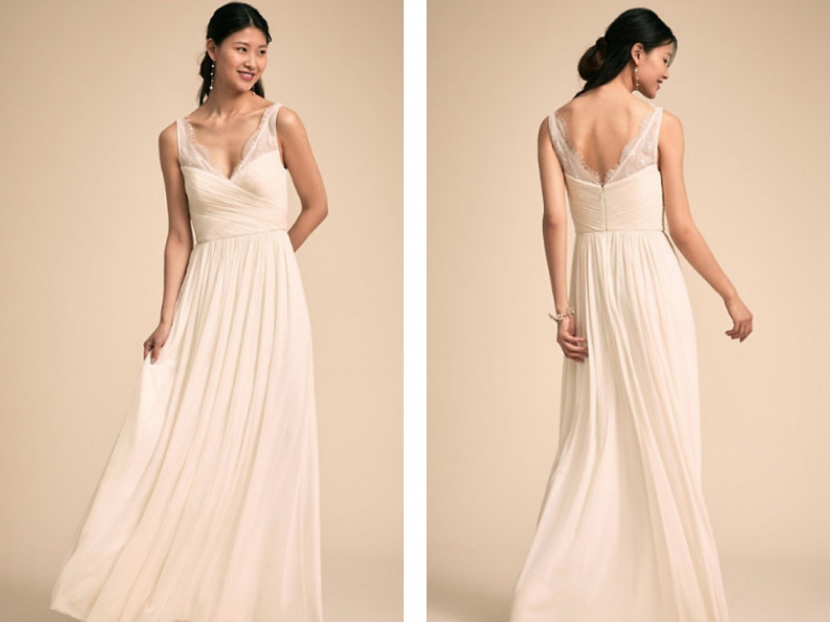 15 Wedding Dresses Under 500 Wedding Sparrow Blog