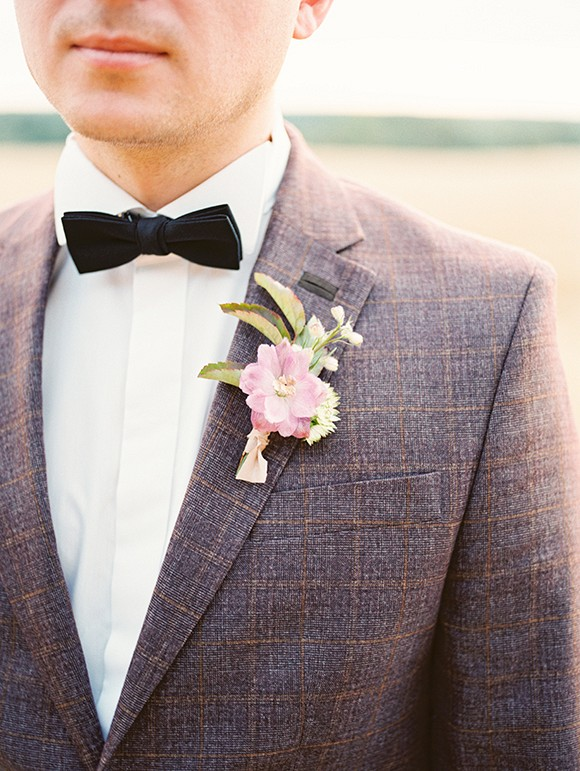 Outdoor Romantic Bridal Inspiration