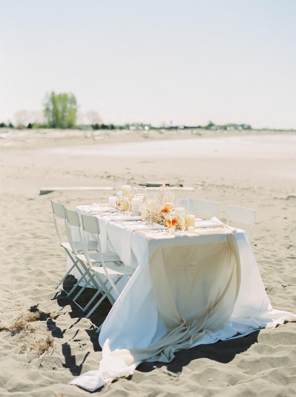 Bare & Wild Beach Wedding Ideas