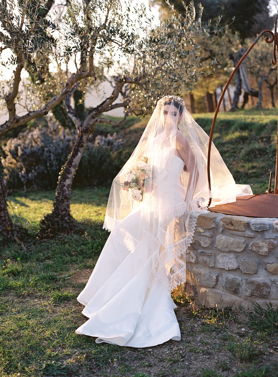 Tuscan Farmhouse wedding venue ideas