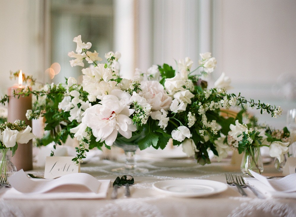 Setting the Table: Elements for a Glamorous Tablescape
