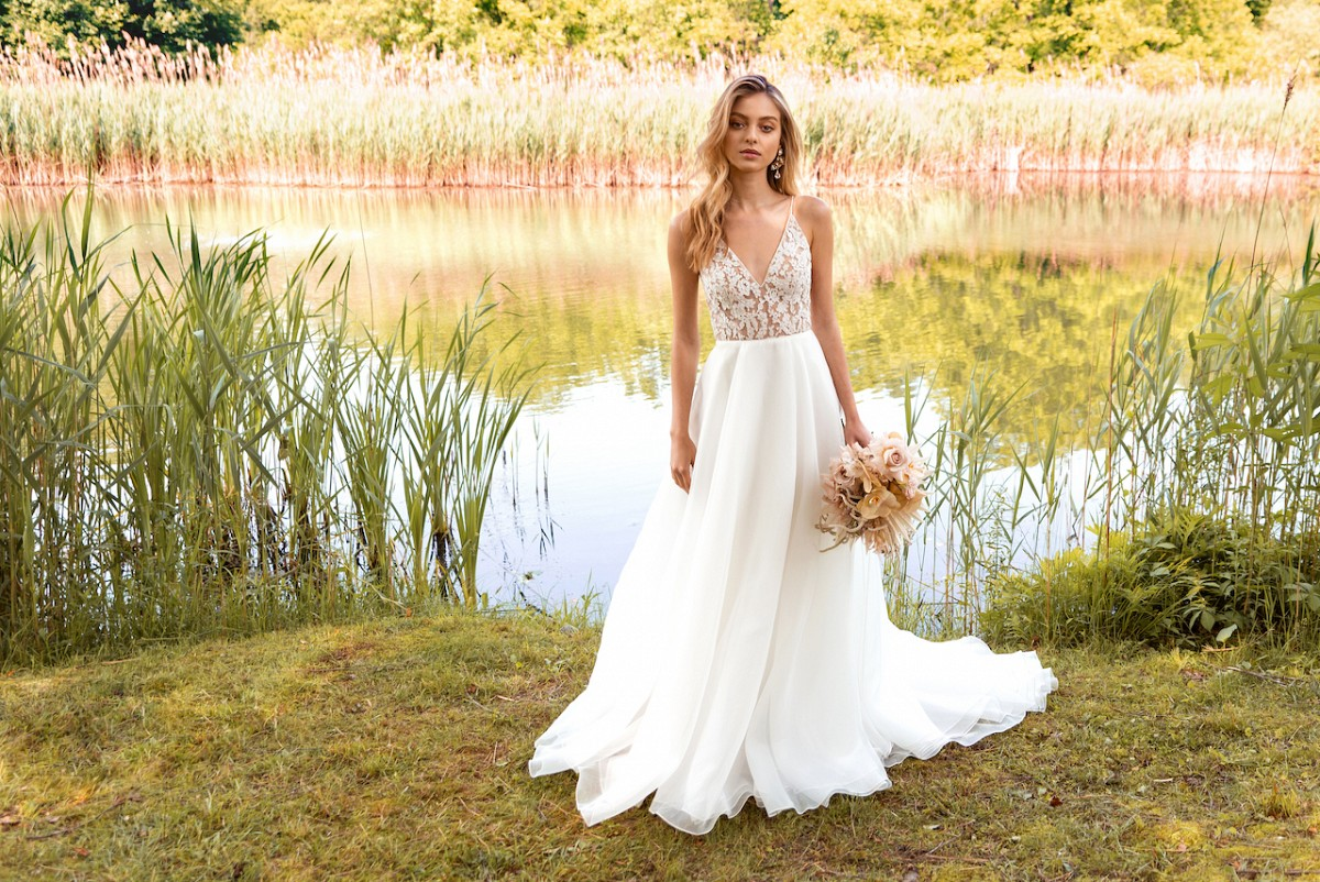 14 New Jenny Yoo Wedding Dresses Perfect for the Fine Art Bride