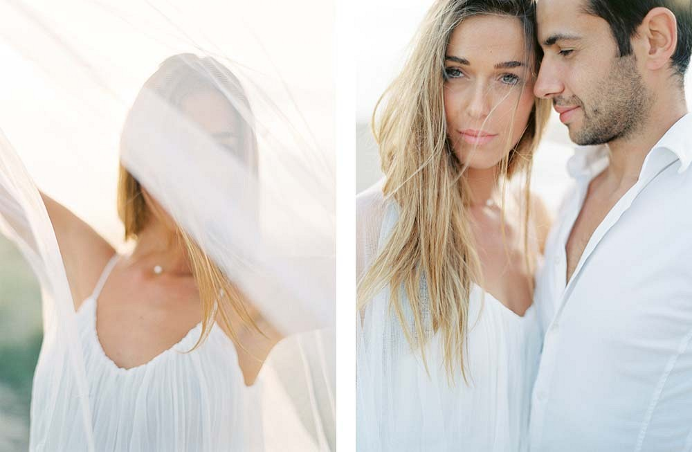 Engagement in Provence by Angelika Krinke Photography   Wedding Sparrow