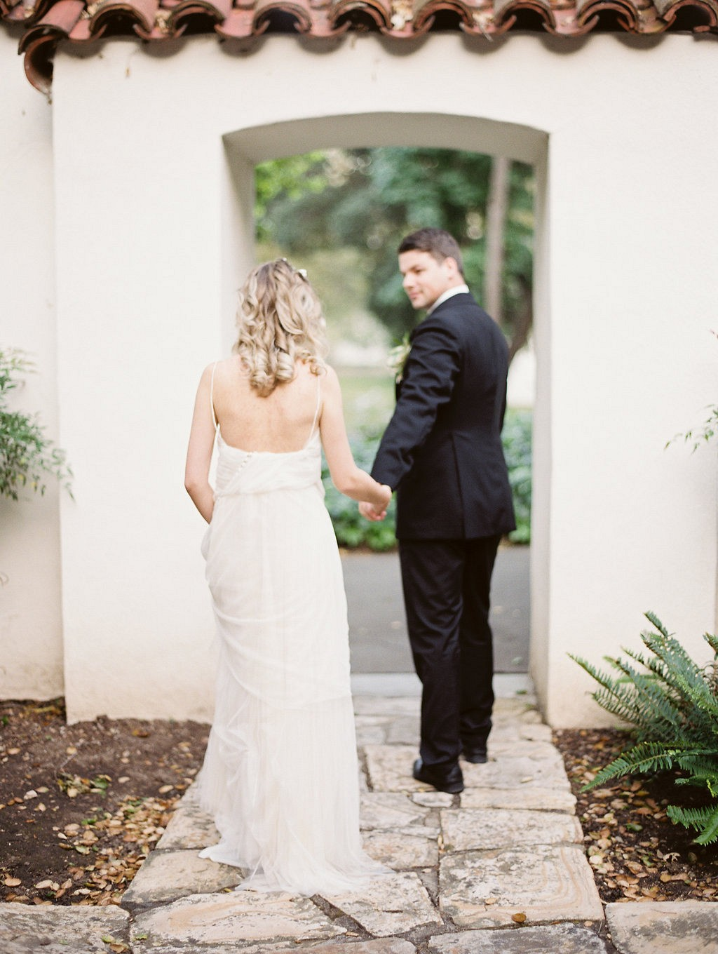 Christina and David's Luminous Anniversary Session
