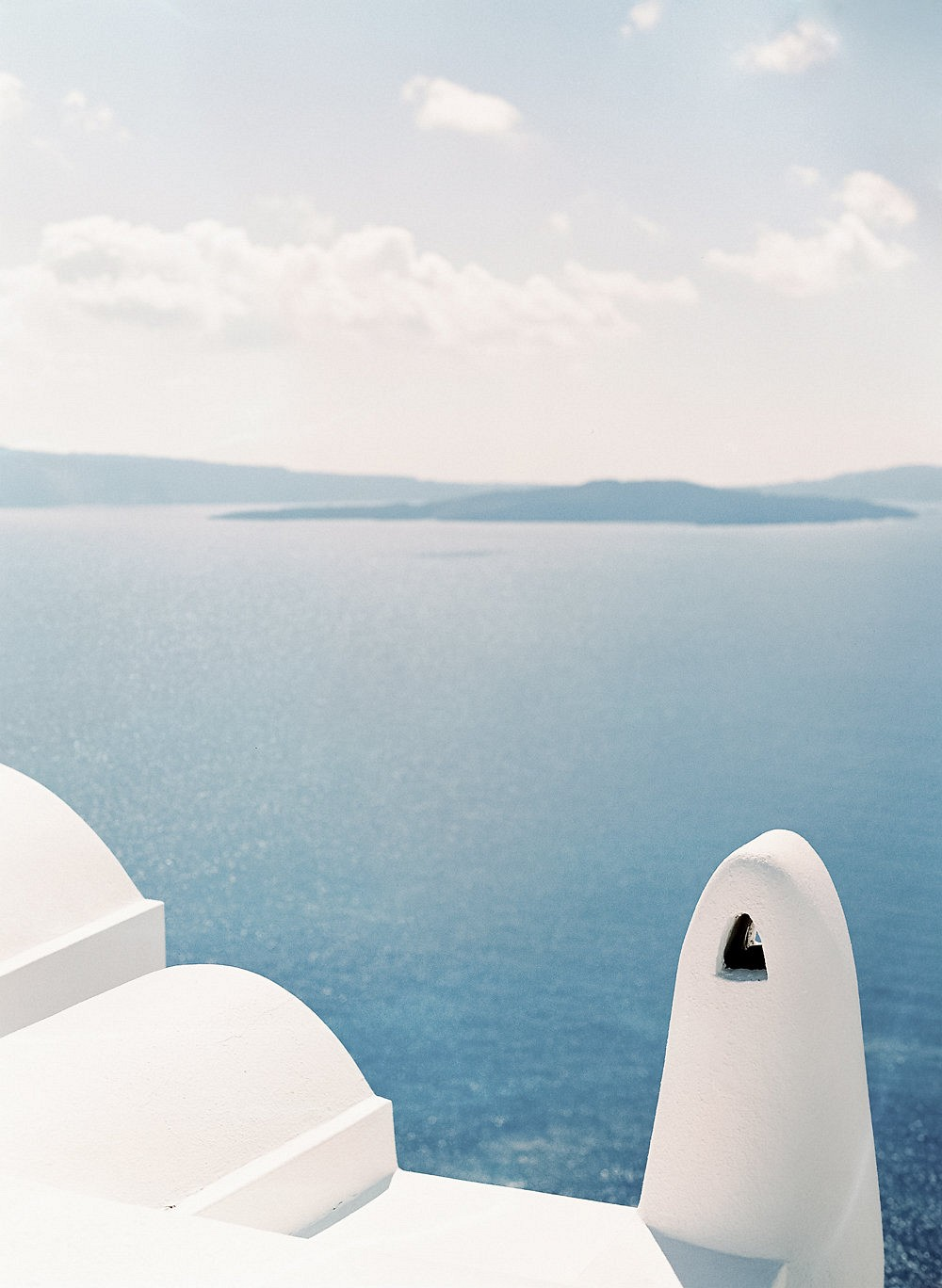 Santorini Honeymoon Inspiration