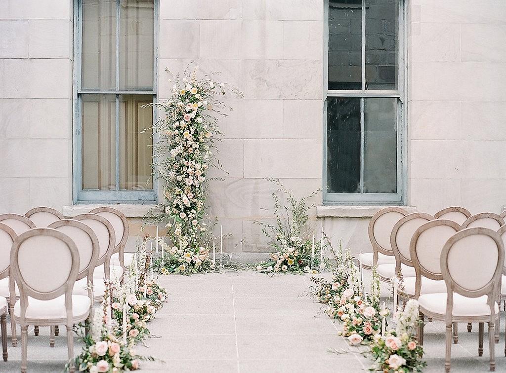 Luxe Modern San Francisco City Wedding