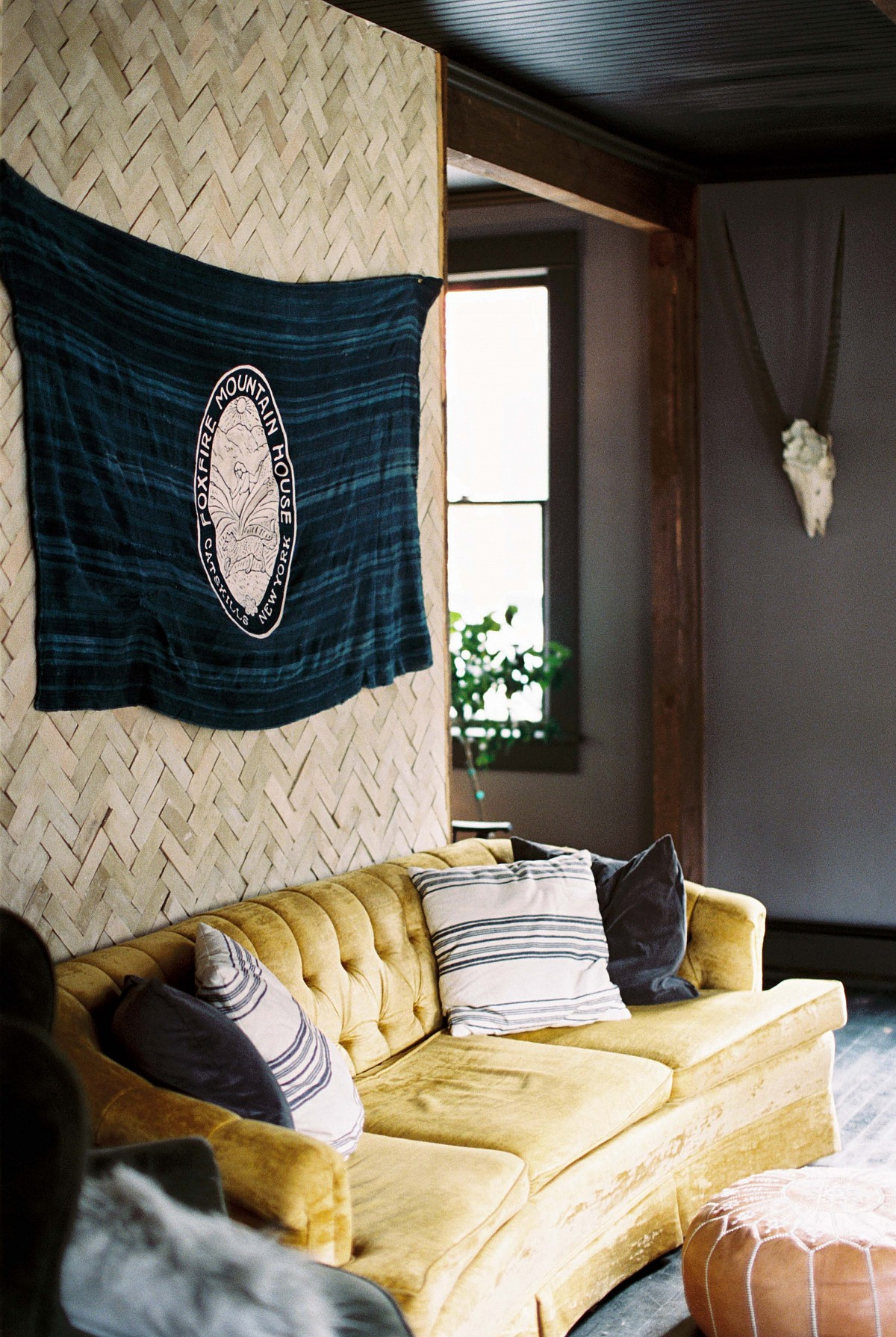 Cozy Catskills Elopement in Opulent Tones
