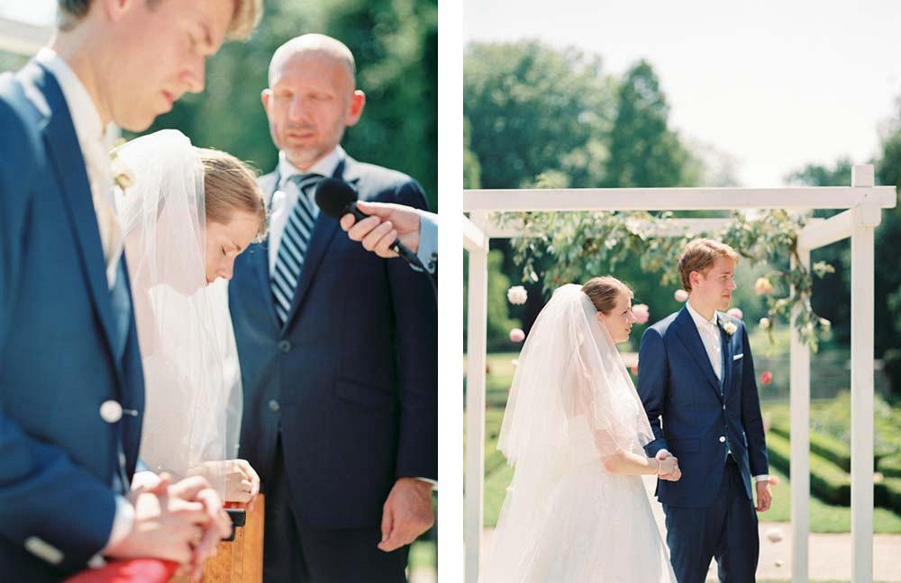 Netherlands Outdoor Wedding by Chymo and More Photography | Wedding Sparrow