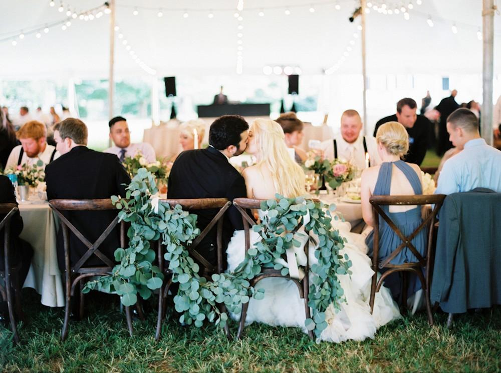 Lisa and Alex's Tuckahoe Plantation Wedding