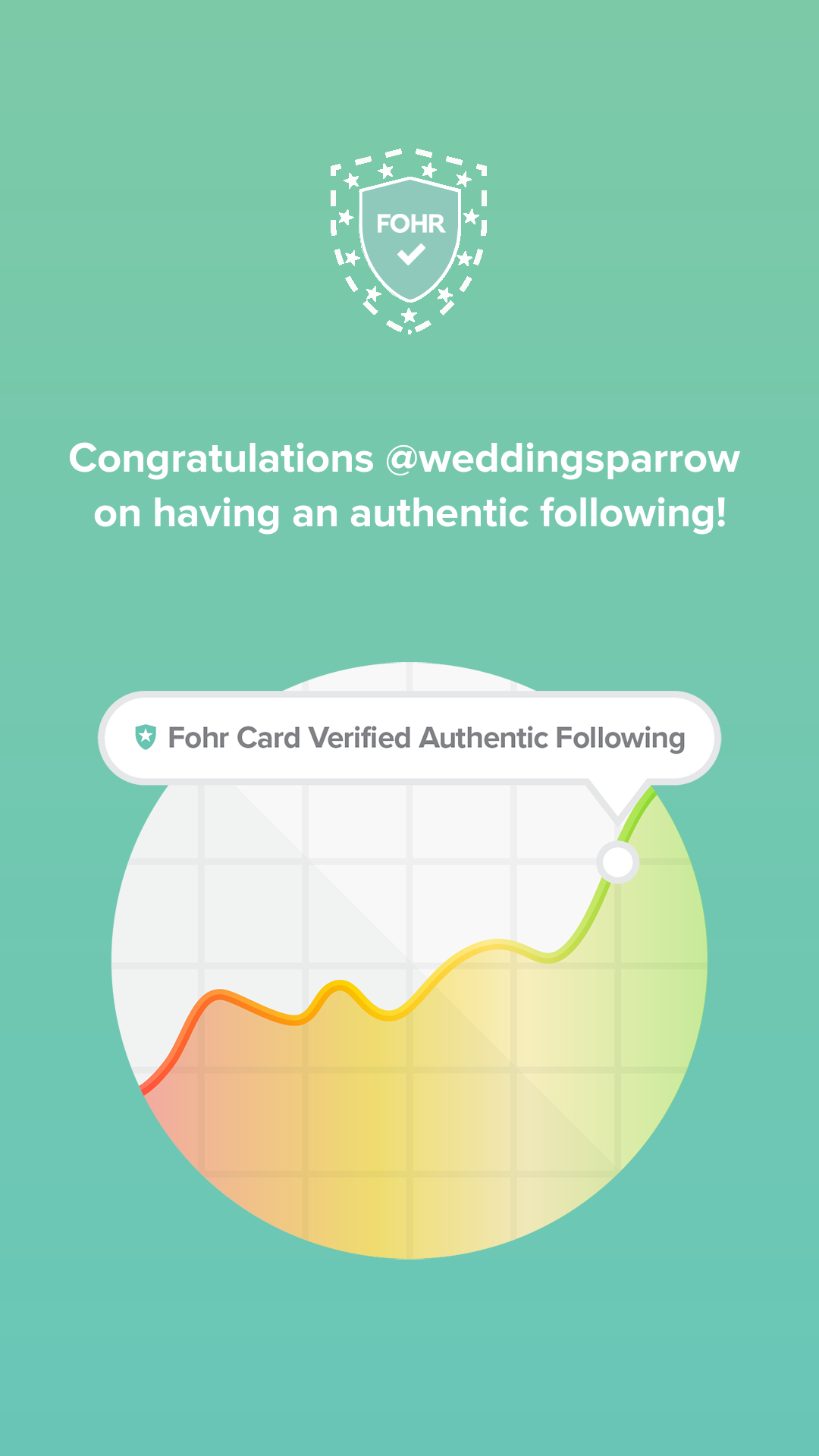 Organic instagram growth - wedding sparrow blog