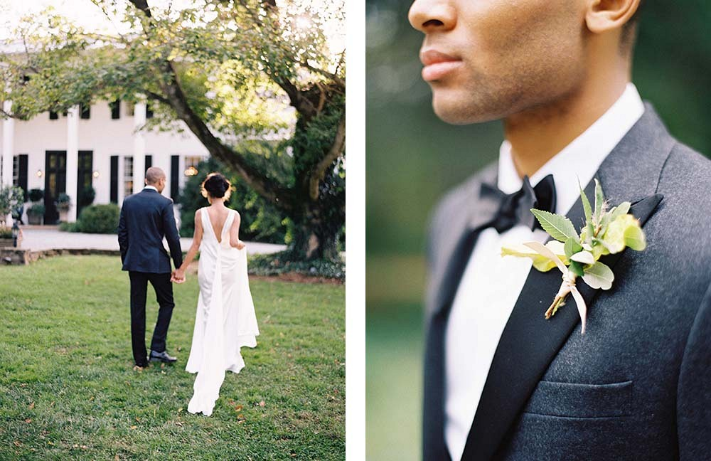Autumnal Wedding inspired by Natural Beauty by Joey Kennedy Photography | Wedding Sparrow