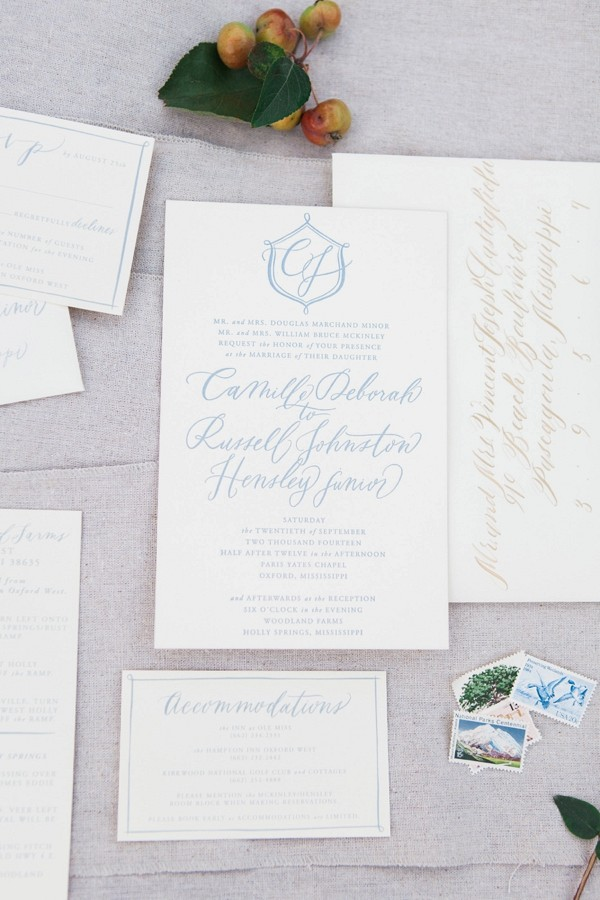 Camille & John's Elegant and Laid Back Southern Wedding by Lauren Kinsey | Wedding Sparrow | wedding blog