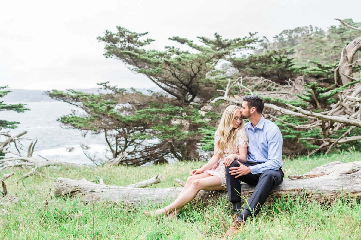 Carmel engagement session