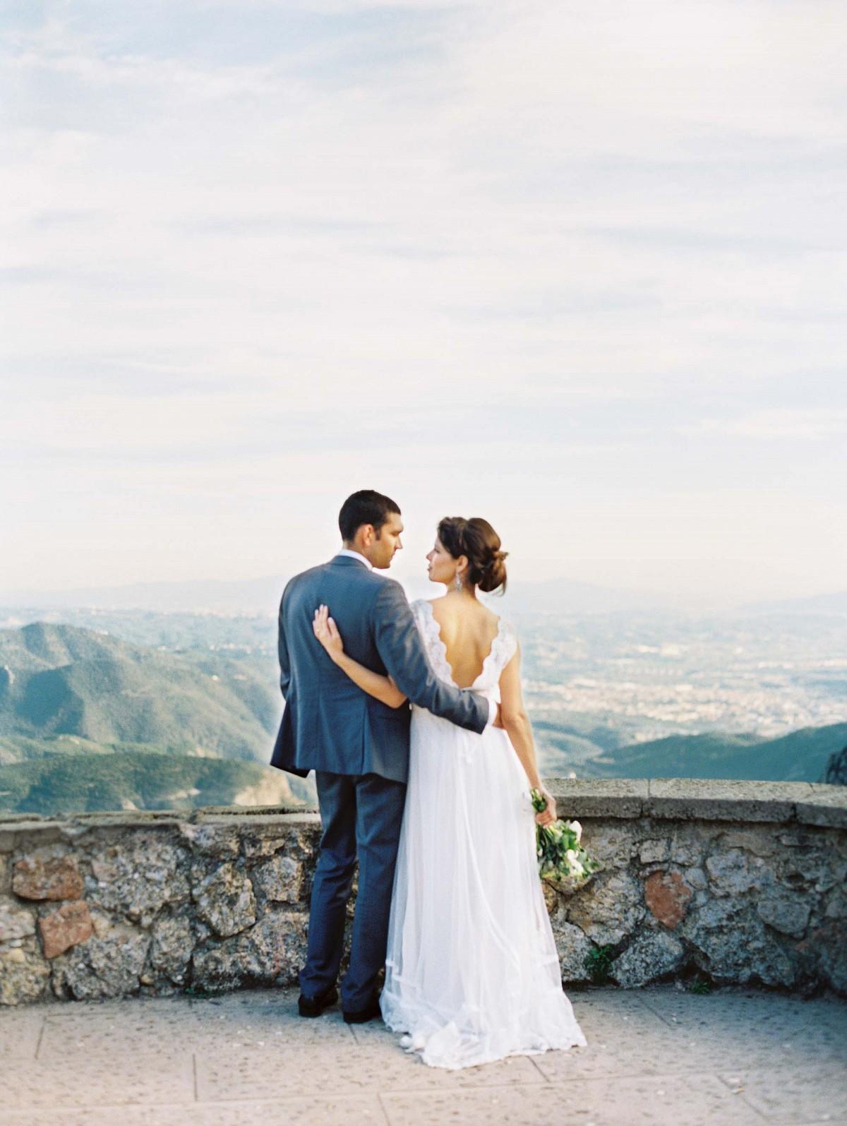 Montserrat wedding | wedding sparrow