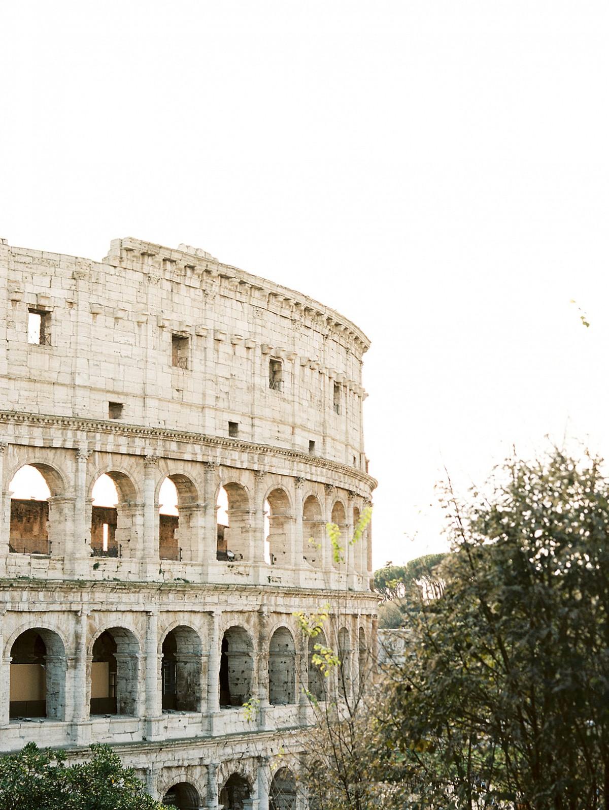 Intimate Rome Wedding - Joy & Matt