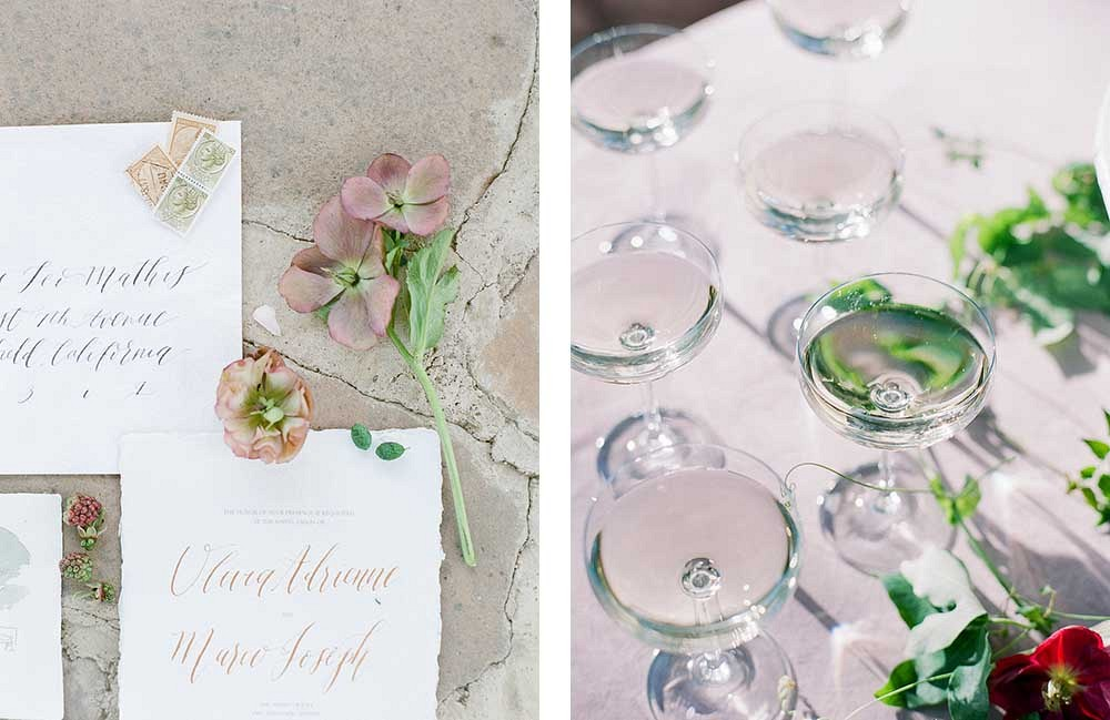 Dreamy and Elegant Pastel Wedding by Samantha Kirk Photography | Wedding Sparrow