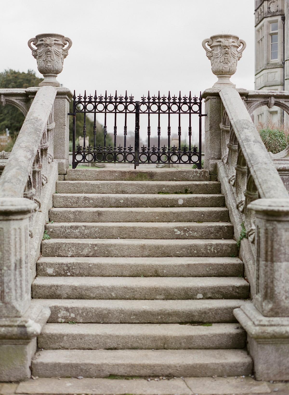 Dreamy Irish Castle Elopement