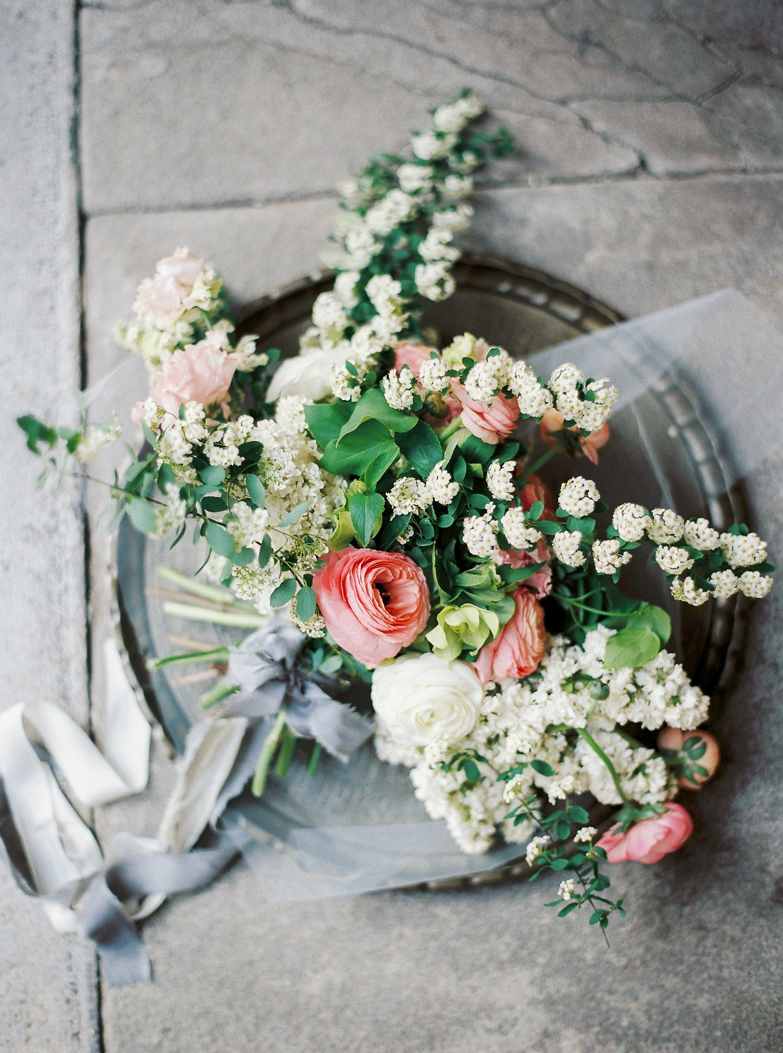 Spring Bouquet Recipe - Floral List