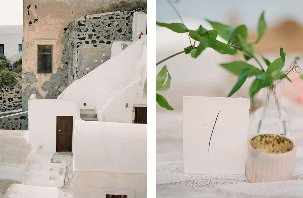 Angelic Bridal Session in Greece by Vasia Photography | Wedding Sparrow