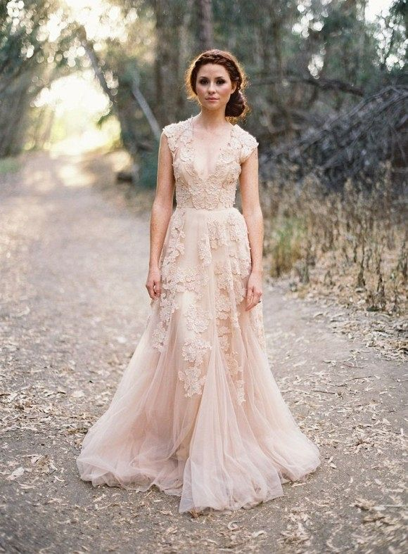 25 best colored wedding dresses for the fine art bride on wedding 25 best colored wedding dresses for the fine art bride junglespirit