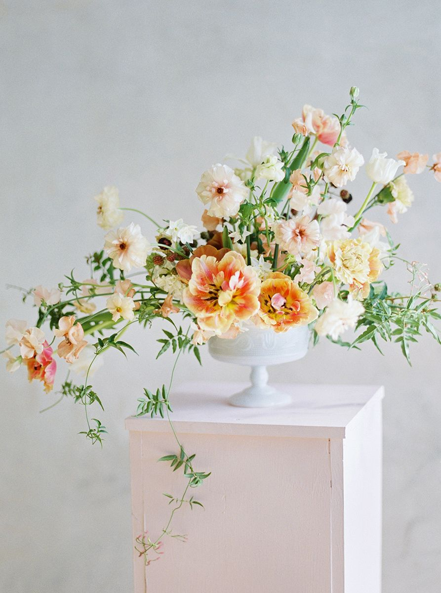 Romantic Spring Wedding Bouquet Ideas By Jennifer Fujikawa Wedding