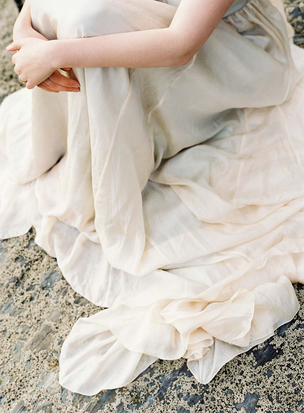 Artisan Profile: The Making of the Wedding Dress, Ribbons, and ...
