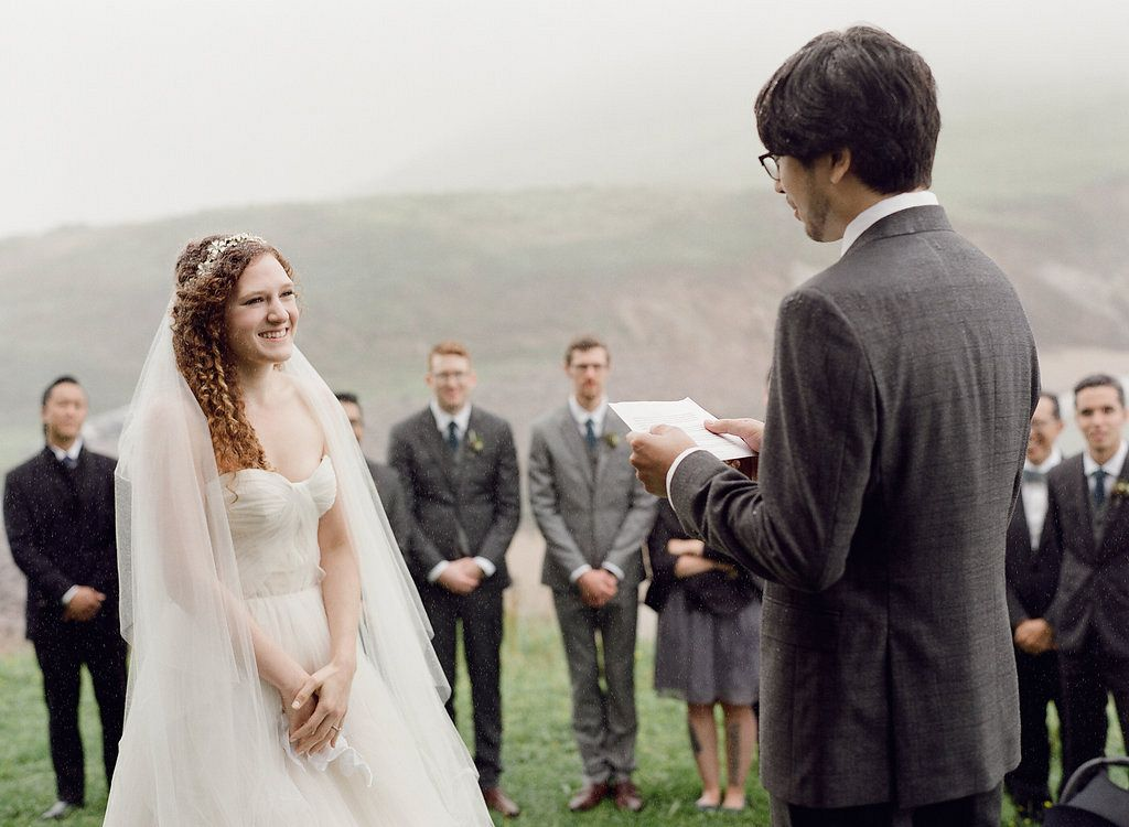 Ruby Wedding Gifts John Lewis: Sarah And Ansel's Intimate Ireland Elopement By Taylor And