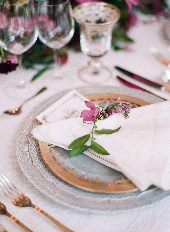 Glamorous, yet Organic City Wedding Inspiration