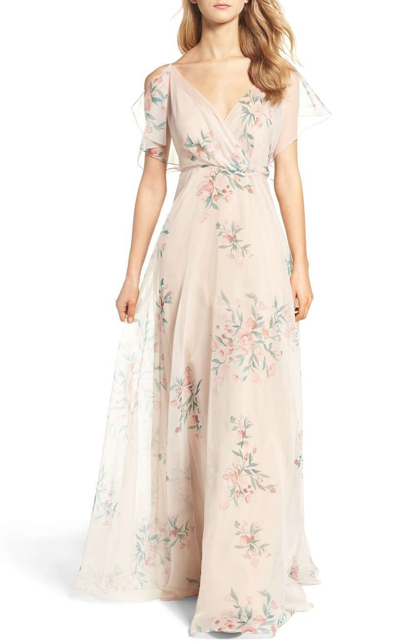 Blush and neutral bridesmaid dresses you can wear again ombrellifo Images