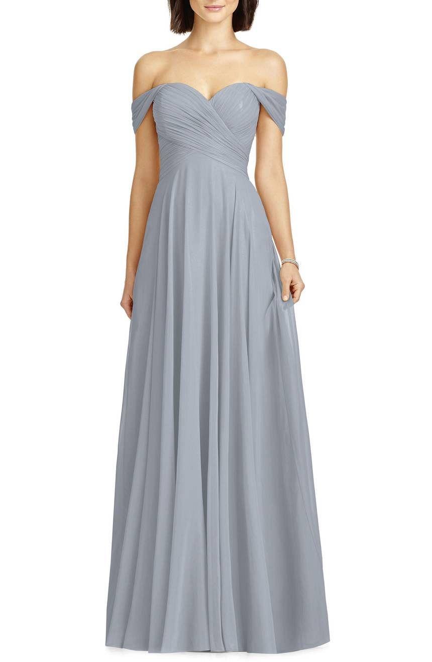 Bridesmaid Dresses by Seasons by Wedding Sparrow | fine art wedding blog