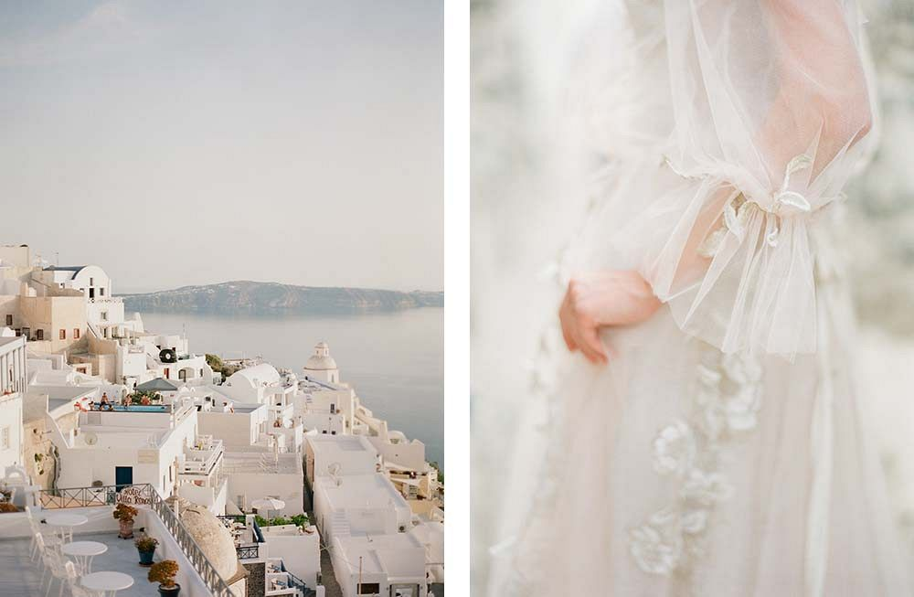 Angelic Bridal Session in Greece by Vasia Photography | Wedding ...