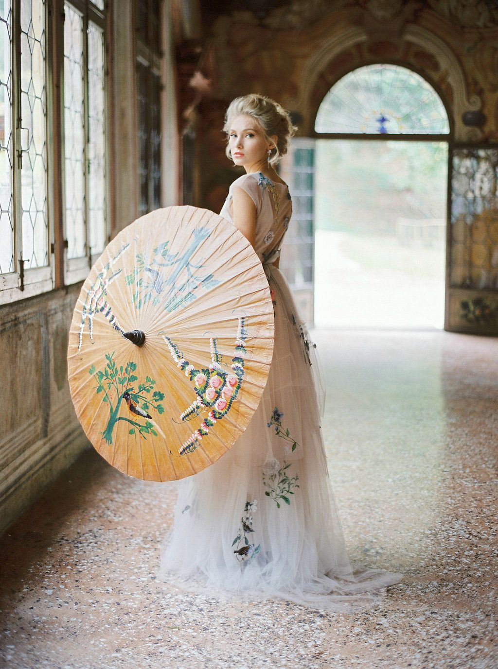Romantic and Organic Art Nouveau Inspired Wedding by ...